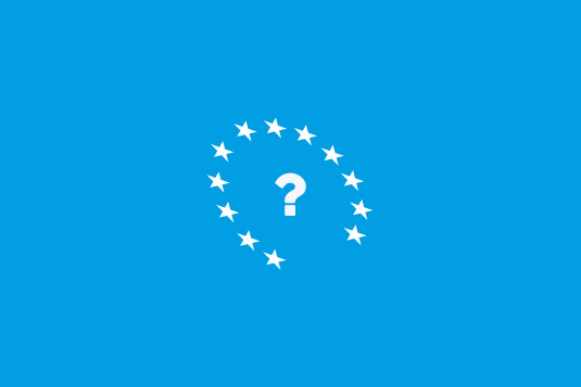Titelbild - Fragen zu Europa