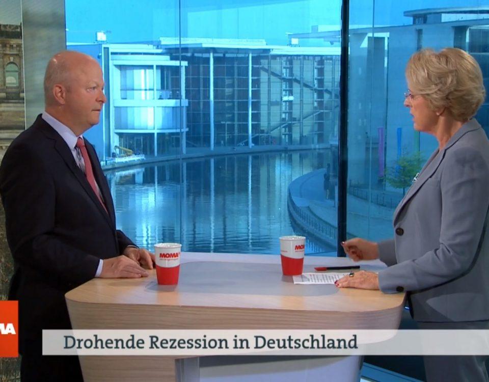 ARD Morgenmagazin 05.08.2019